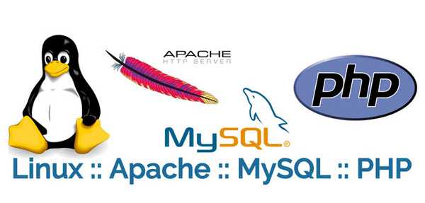 Install LAMP with one command - Linux Apache MySQL PHP